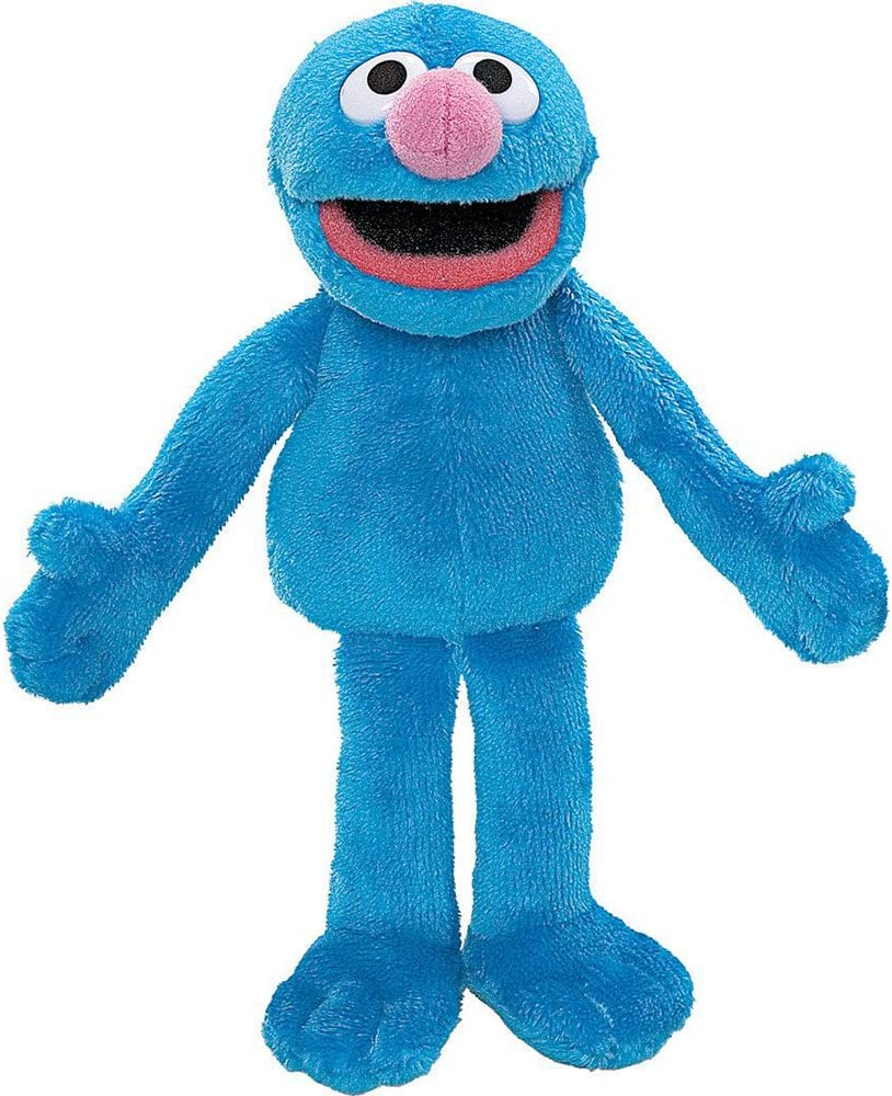 Sesame Street - Marioneta de dedo, diseño de Coco de cuerpo entero