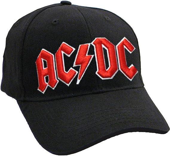 AC//DC Casquette de Baseball