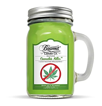 Review 12oz Cannabis Killer (Removes