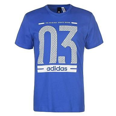 a1b1a4a81737 adidas T-Shirt Homme  Amazon.fr  Vêtements et accessoires