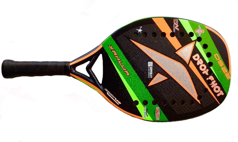 Drop Shot xahlua profesional paleta de tenis de playa: Amazon.es: Deportes y aire libre