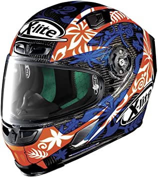 Casco X-Lite x-803 Ultra Carbon Replica D. Petrucci – 20 Carbon