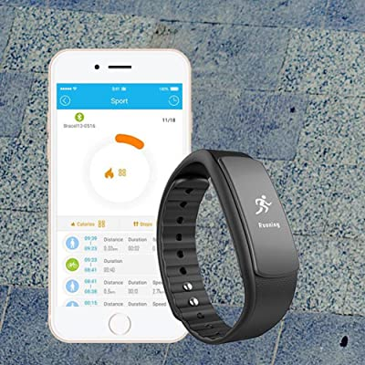 Bracelet de rechange pour Mpow lintelek i3/i3HR Fitness Tracker Smart Band