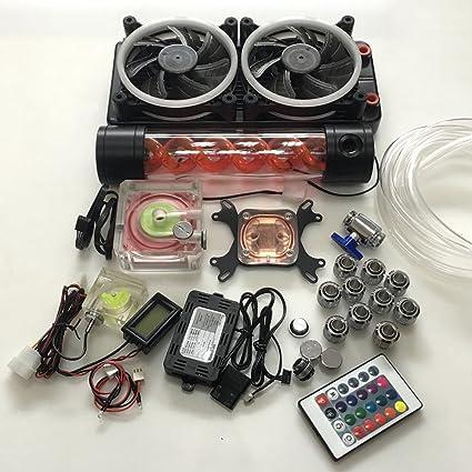 71tjNi8k2OL._SX425_ amazon com bykski universal cpu block 120 240 360 radiator pump t