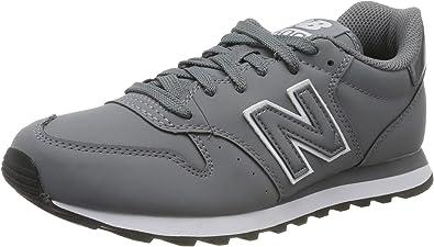 new balance 500 gris hombre