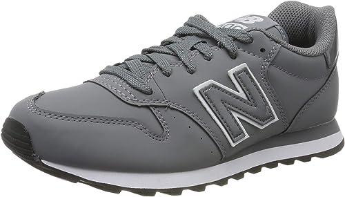 new balance 500 grigio donna