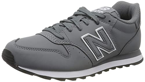 new balance mujer gris 500