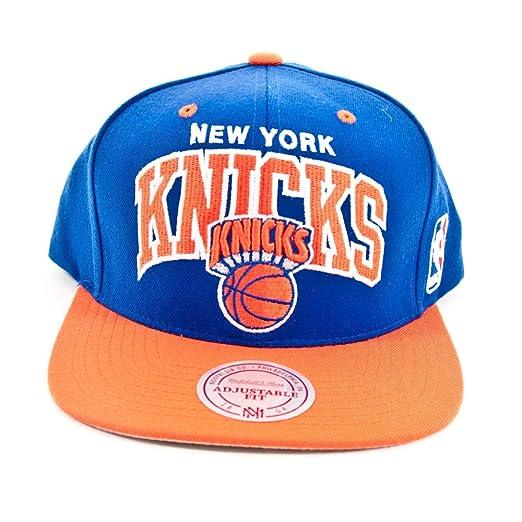 sale retailer b3ffa d19a9 ... coupon new york knicks mn hardwood classics team arch 2 tone snapback  hat dd5ad efbf7