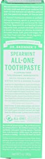 product image for DR BRONNERS Spearmint Toothpaste, 5 OZ