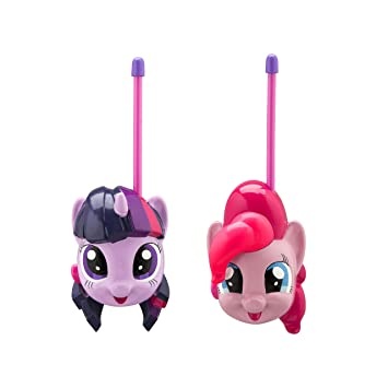 amazon co jp my little ponyムービーwalkie talkies static free拡張