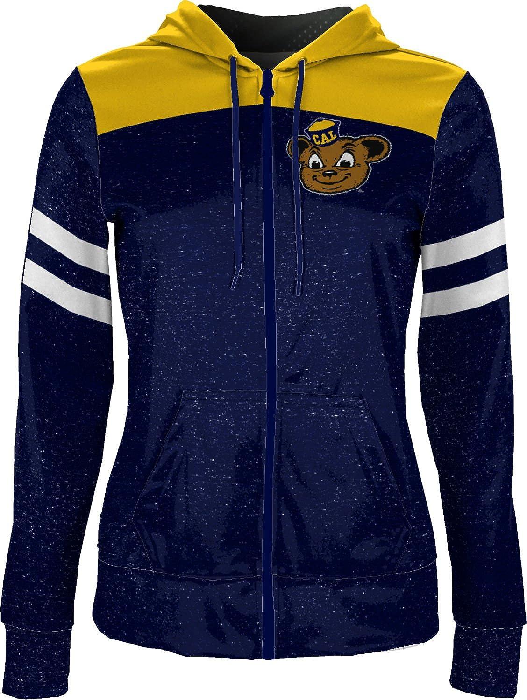 Berkeley Girls Zipper Hoodie Game Time University of California School Spirit Sweatshirt
