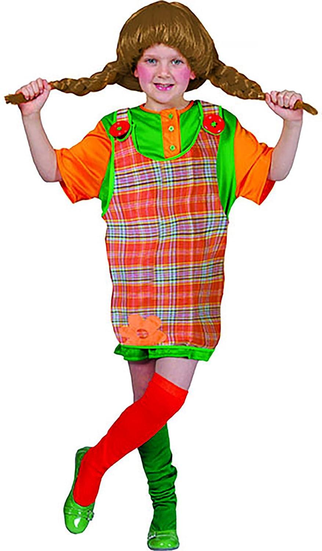 mágica Clown - Niña Pippi Langstrumpf Disfraz con divertidos ...