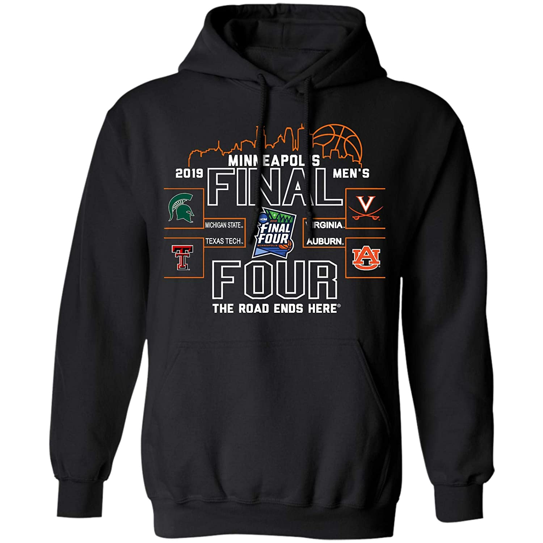 2019 Ncaa Final Four March Madness Minneapolis Men S Basketball T Shirt
