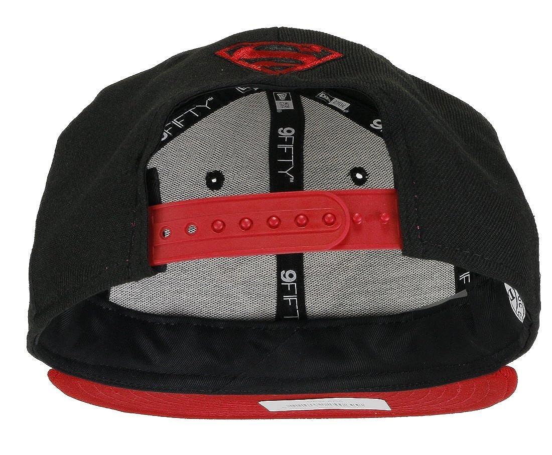9f146105465 Superboy Symbol 9Fifty Snapback Cap at Amazon Men s Clothing store