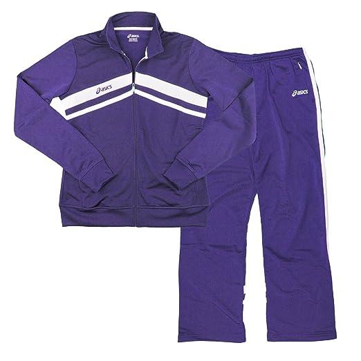 3b849eca9fb8 ASICS Women s Cabrillo Pants and Jacket Set at Amazon Women s ...