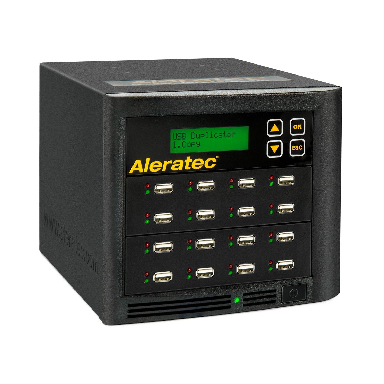 Aleratec 1:15 USB HDD Copy Cruiser SA - Stand-Alone 1:15 USB Flash Drive and External 2.5-in. USB HDD Duplicator