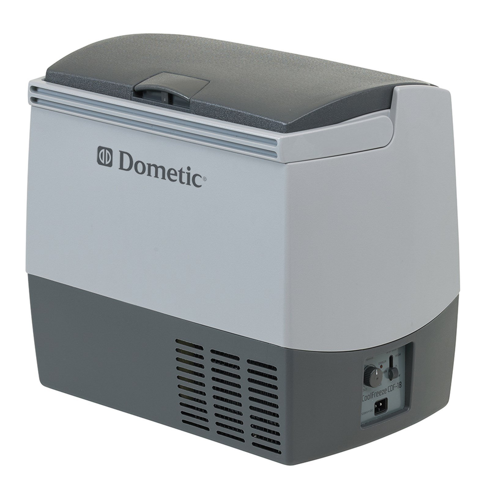 Dometic CF-018-D65-B Portable Freezer/Refrigerator Personal Size, Gray