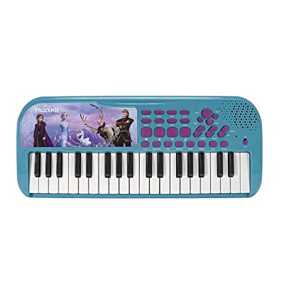 First Act Discovery Frozen 2 Keyboard: Toys & Games