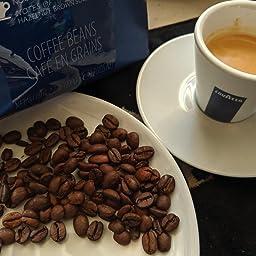 Lavazza Super Crema Coffee Beans 1kg Amazoncouk Grocery