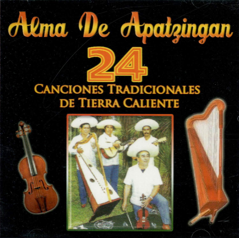 Alma de Apatzingan (24 Canciones Tradicionales de Tierra Caliente) 900233 by Discos Power