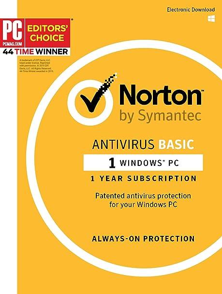 norton antivirus basic protection download