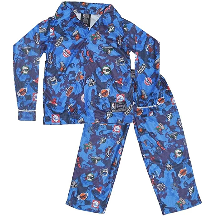 NBA - Pantalón de pijama - para bebé niño multicolor Multicolor