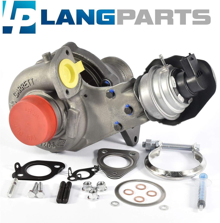 Preis inklusive 100,00/€ Pfand Turbolader 786137 mit Dichtungsatz Montagesatz A20DTH A20DTE