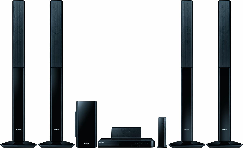Samsung HT-H5550W - Equipo de Home Cinema 5.1 de 1000 W (Ethernet ...