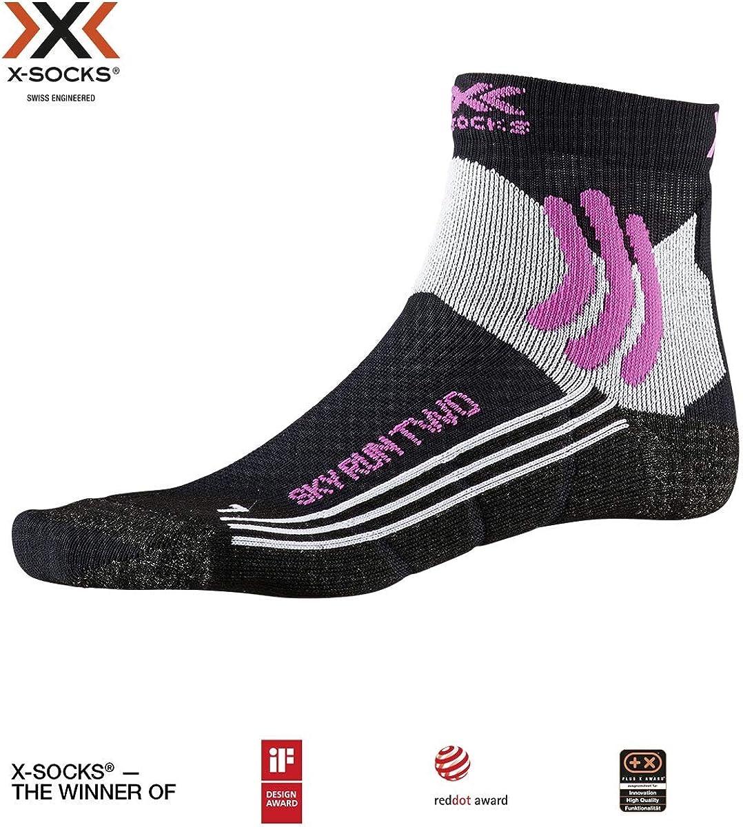 X-SOCKS Womens Sky Run Two Socks