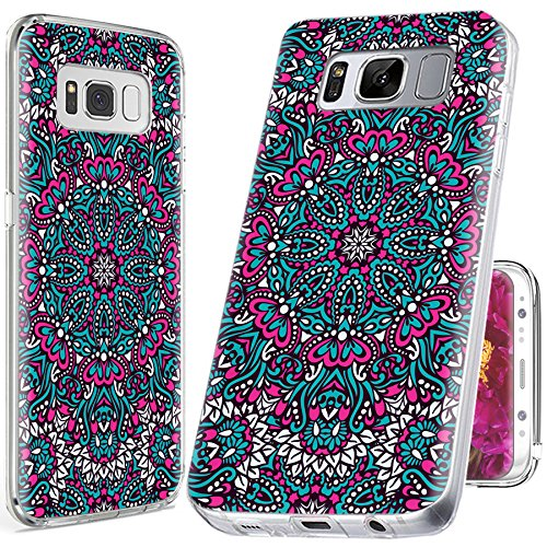 separation shoes 1e687 b3d89 S8 Plus Case Cute,S8 Plus Case for Girls,ChiChiC [ Cute Series] Full  Protective Slim Flexible Soft TPU Rubber Cases Cover for Samsung Galaxy S8  ...