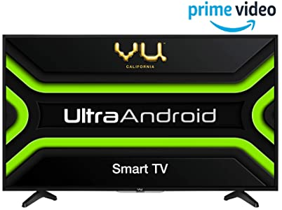 Vu 80 cm (32 inches) HD Ready Smart Certified Android...