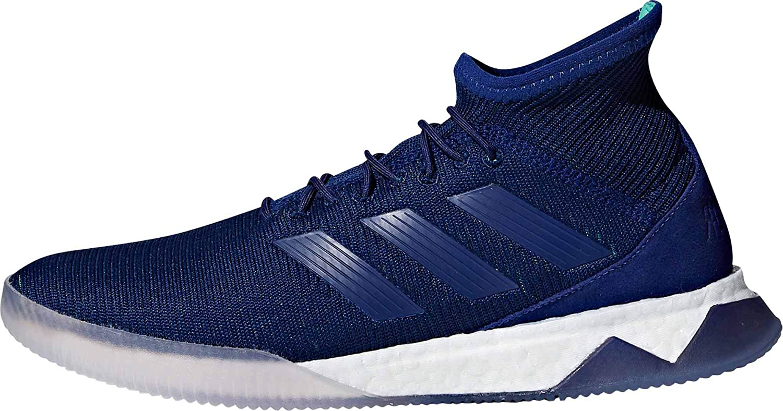 46da0af19258b adidas Men's Predator Tango 18.1 TR Soccer Trainers (Blue) Size: 12