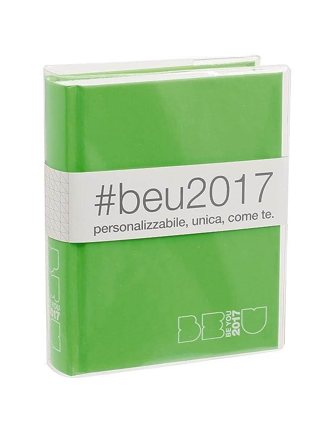 97 opinioni per BE-U BE916000 Agenda da Personalizzare Collezione 2016/2017 Verde