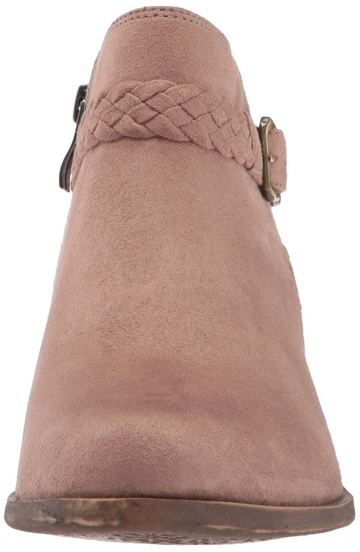 LifeStride Women's Adriana Ankle Bootie B06XQD3FFW 7.5 W US|Mushroom