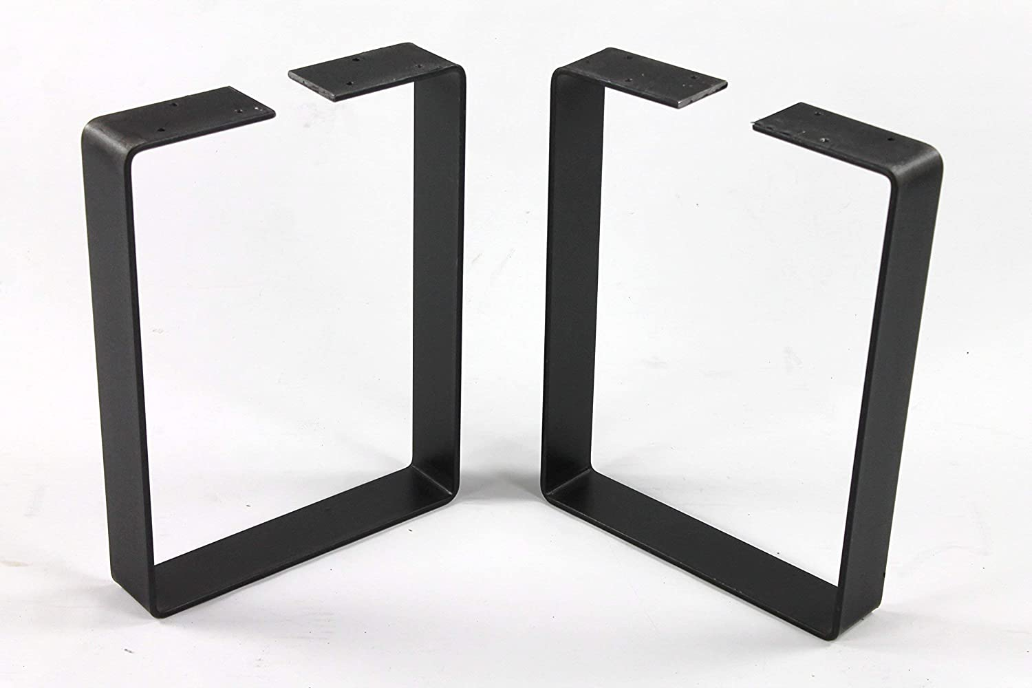 Powdercoated Steel Bench Legs-Choose Your Height and Width