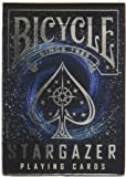 (1-Pack) - 1 Deck Bicycle Stargazer Black Hole Standard Poker Playing Cards