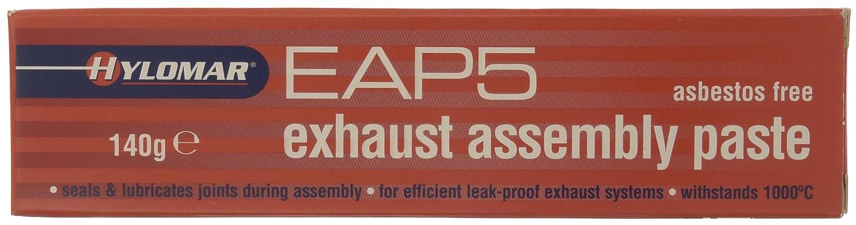 Ferdakort Hylomar F/EXPA0HY Masa de reparación para tubo de escape, 140 g F/EXPA0HY/140G PB-88QM-G94X