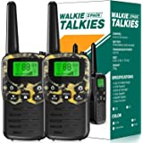 EKOOS Walkie Talkies Long Range for Kids and Adults, Toys for 3-18 Year Old Boys Girls, Walkie Talkies for Kids 22 Channels 2