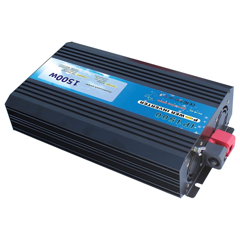 Photonic Universe 1500w Pure Sine Wave Power Inverter High Circuit Electronics