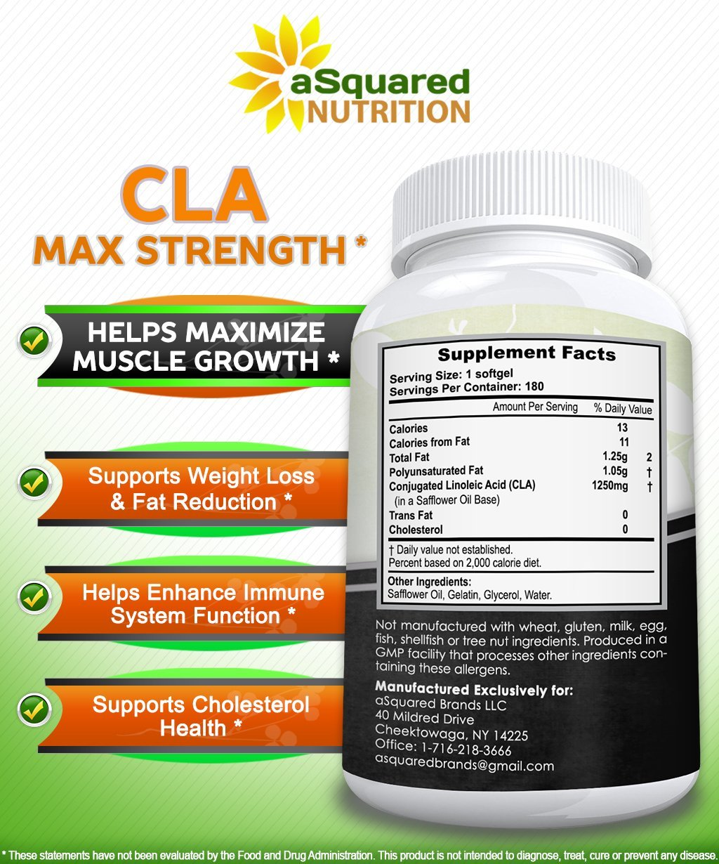 Cla Safflower Oil Contains Chemicals That May lose Weight
