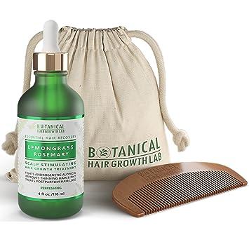 Amazon.com: Sistema botánico de crecimiento del cabello: Beauty