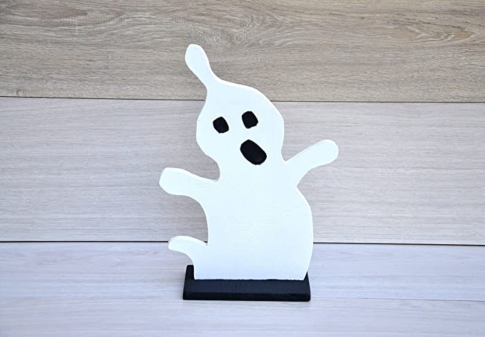 wood ghost wooden ghost halloween ghost wood halloween decorations wooden decoration outdoor halloween decor spooky ghost
