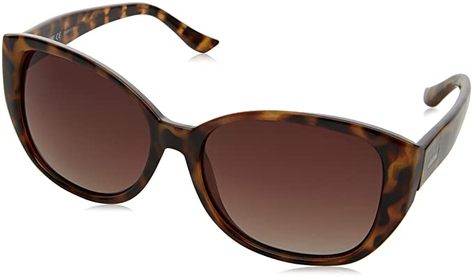 Moschino MO-68602-S Gafas de sol, Brown, 58: Amazon.es: Ropa ...