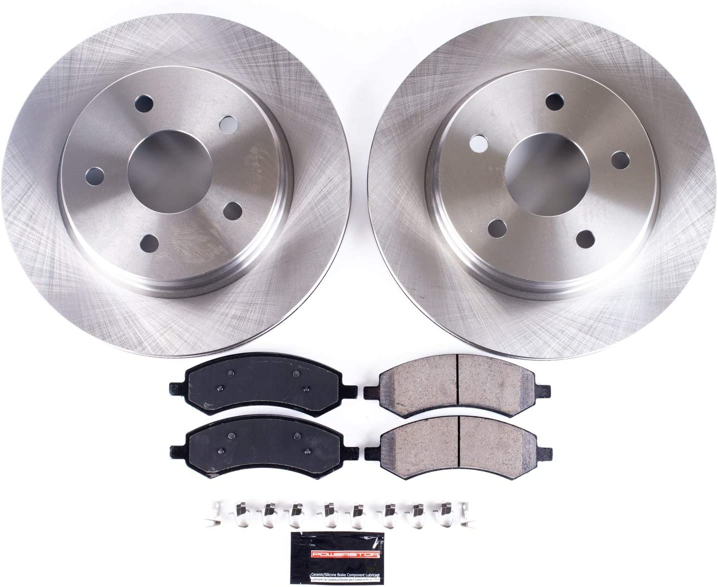 KOE4606 Autospecialty Front Daily Driver OE Brake Kit