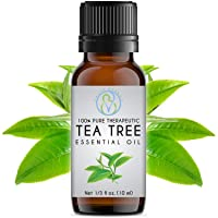 Tea Tree Essential Oil 10 ml - High Quality 100% Pure & Natural Therapeutic Grade...