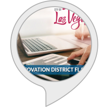Go Vegas Innovation District Flash Briefing