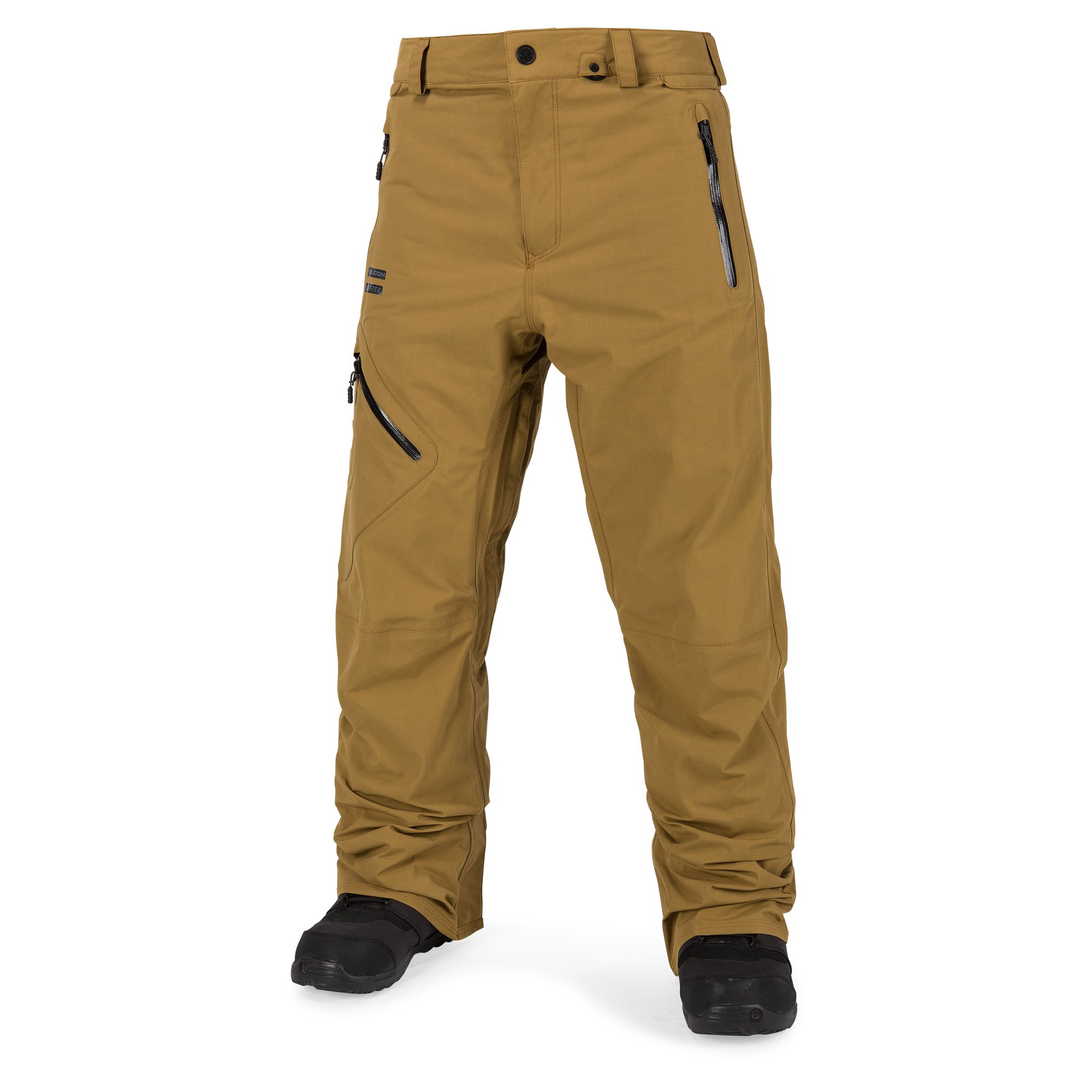 Volcom Mens L Gore-TEX Snow Pant by Volcom