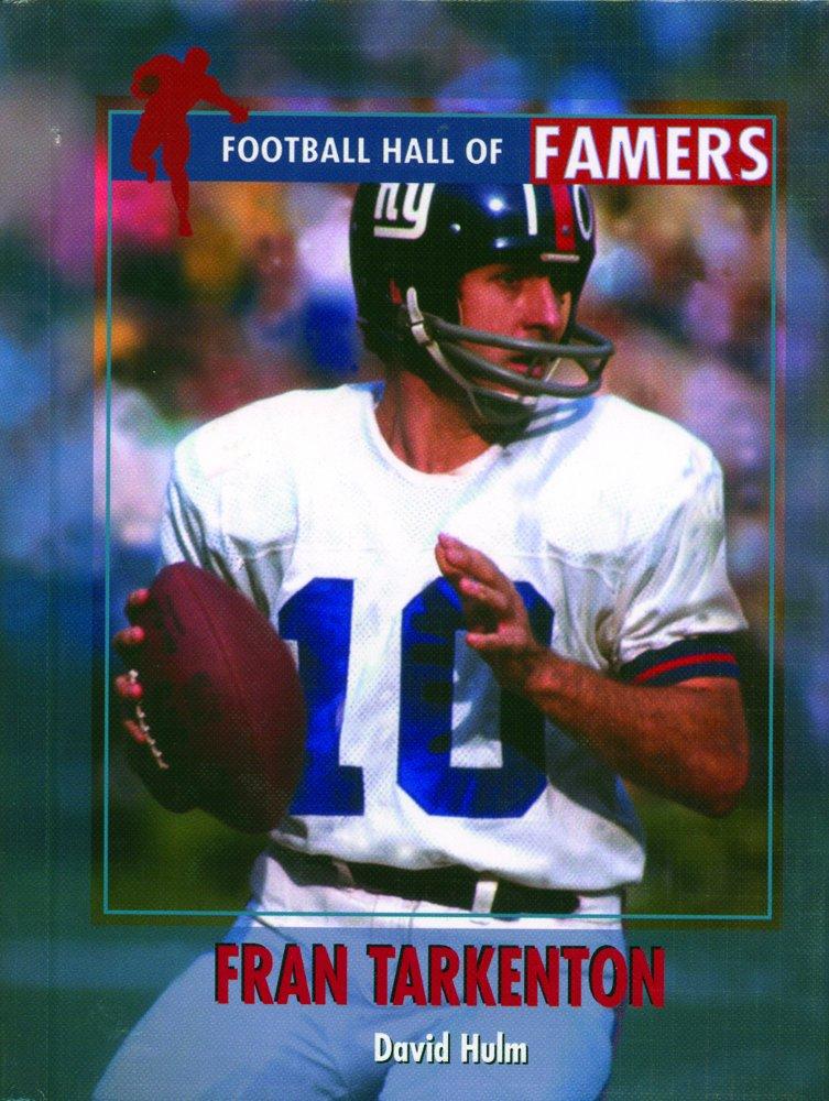 Read Online Football Hall of Famers: Fran Tarkenton ebook