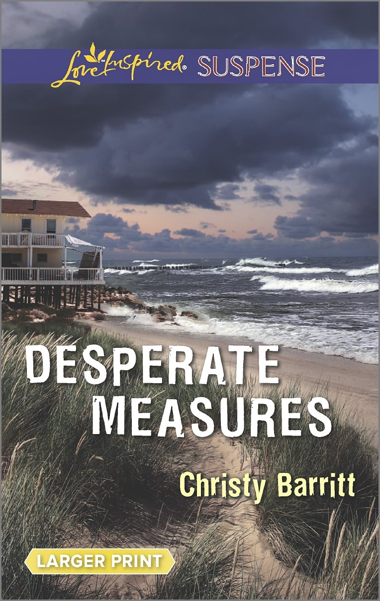 Desperate Measures Inspired Large Suspense product image