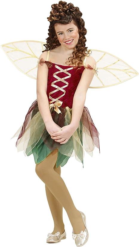WIDMANN 12996 - Disfraz de hada para niño (talla 128): Amazon.es ...